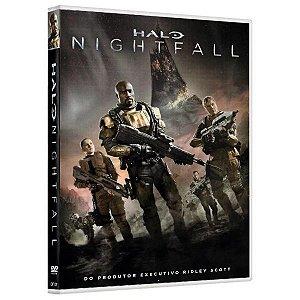 Dvd - Halo Nightfall