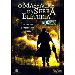 DVD - O Massacre da Serra Elétrica - O Início