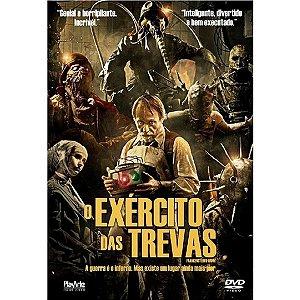 DVD - O Exército Das Trevas
