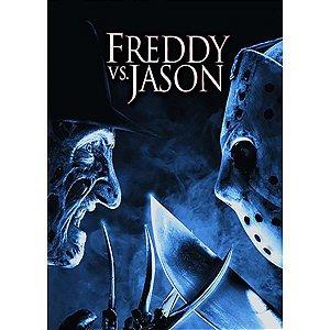 DVD Freddy X Jason