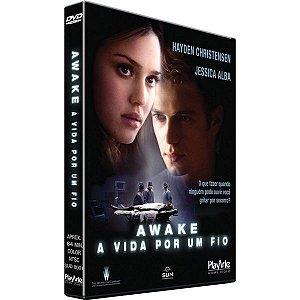 DVD Awake - A Vida por Um Fio