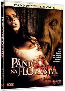 DVD Pânico na Floresta