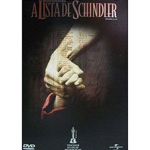 Dvd Duplo A Lista De Schindler Edição Especial