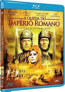 Blu-Ray A Queda Do Império Romano