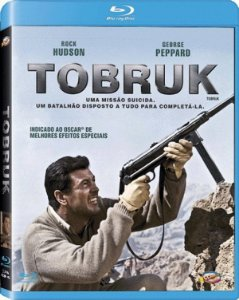 Blu-ray - Tobruk - Rock Hudson