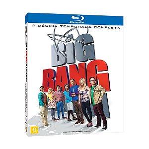 Blu-Ray - The Big Bang Theory - 10ª Temporada