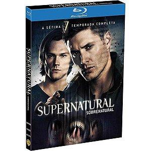 Blu Ray Supernatural 7ª Temporada