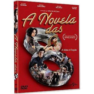DVD A Novela das Oito