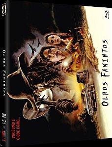 Blu-Ray OLHOS FAMINTOS - Pre venda entrega prevista 15/08/21