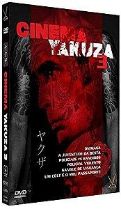 Dvd Cinema Yakuza Vol. 3
