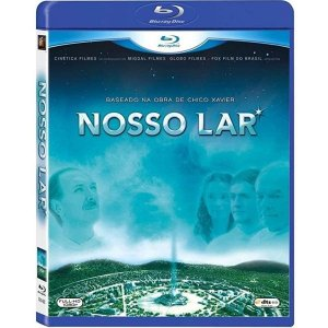 Blu-ray Nosso Lar - Baseado na Obra de Chico Xavier