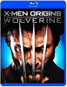 Blu-Ray X-Men - Origens - Wolverine