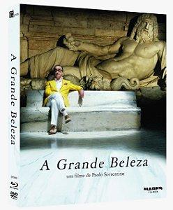 Blu-Ray + DVD A Grande Beleza