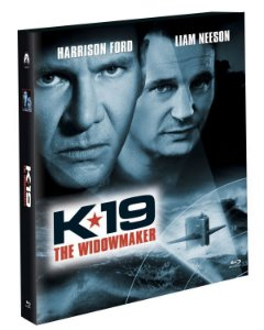 Blu-Ray (LUVA) K-19 The Widowmaker (EXCLUSIVO) Pré venda entrega a partir de 22/10/21