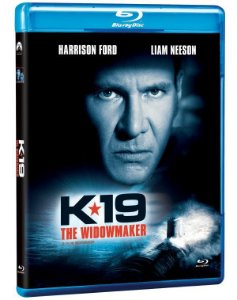Blu-Ray K-19 The Widowmaker (EXCLUSIVO) Pré venda entrega a partir de 22/10/21