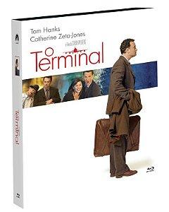 Blu-Ray (LUVA) O Terminal - Steven Spielberg (EXCLUSIVO)