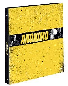 Blu-Ray (LUVA) Anônimo - Bob Odenkirk Pré venda entrega a partir de 04/11/21