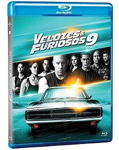 Blu-Ray Velozes e Furiosos 9 - Pré venda entrega a partir de 22/10/21