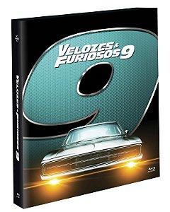 Blu-Ray (luva) Velozes e Furiosos 9 - Pré venda entrega a partir de 22/10/21