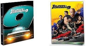 Blu-Ray (luva + livreto) Velozes e Furiosos 9 - Pré venda entrega a partir de 22/10/21