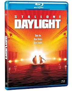 Blu-Ray Daylight - Sylvester Stallone - Pré venda entrega a partir de 24/11/21