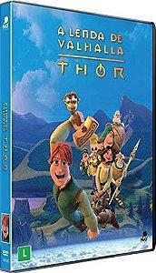 DVD - A Lenda de Valhalla: Thor