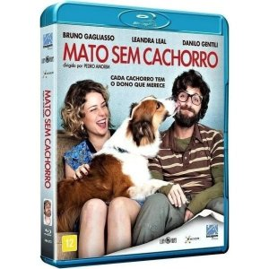 Blu-ray - Mato Sem Cachorro - Bruno Gagliasso
