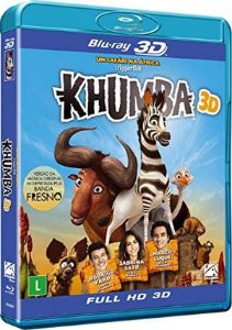 Blu-Ray 3D/2D Khumba