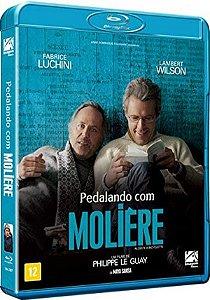 Blu-Ray Pedalando Com Molière