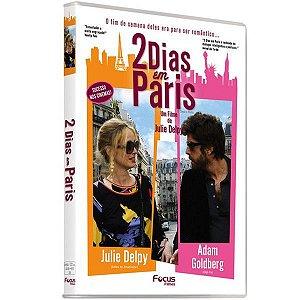 DVD 2 Dias em Paris - Julie Delpy