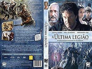 DVD A ÚLTIMA LEGIÃO Colin Firth