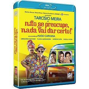 Blu-ray - Não Se Preocupe, Nada Vai Dar Certo!