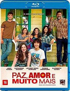 Blu-ray - Paz, Amor e Muito Mais