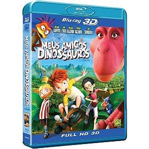 Blu-ray 3D/2D Meus Amigos Dinossauros