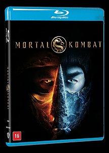 Blu-Ray Mortal Kombat Pre venda entrega a partir de 06/10/21
