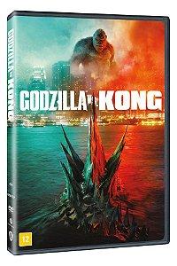 DVD - Godzilla vs. Kong Pre venda entrega a partir de 06/10/21