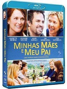 Blu-Ray Minhas Mães e Meu Pai - Julianne Moore
