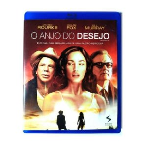 Blu-ray O Anjo Do Desejo - Bill Murray