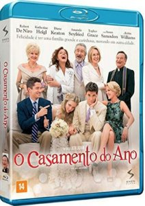 Blu-ray Casamento Do Ano - Robert Niro