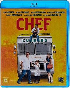 Blu-Ray Chef - Jon Favreau