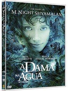 Dvd A Dama Na Agua - M Night Shyamalan