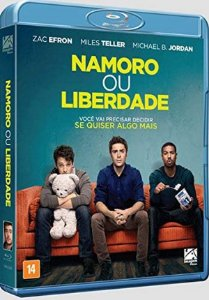 Blu-ray Namoro Ou Liberdade