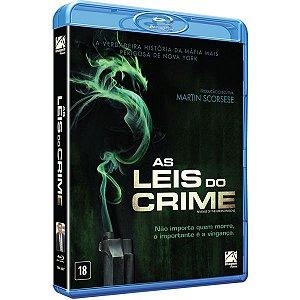 Blu-ray - As Leis do Crime - Justin Chon