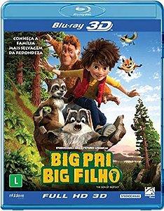 Blu-ray 3D /2D Big Pai Big Filho