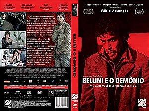 DVD Bellini e o Demônio
