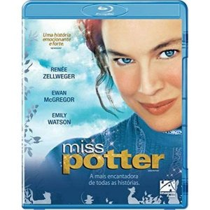 Blu Ray Miss Potter - Renee Zellweger
