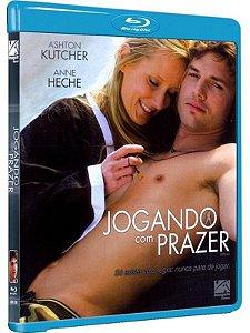 Blu-Ray Jogando com Prazer - Ashton Kutcher