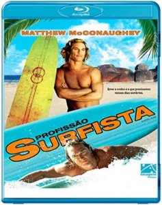 Blu-Ray Profissão Surfista - Matthew Mcconaughey