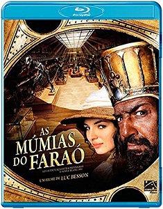 Blu-ray As Múmias Do Faraó - Luc Besson