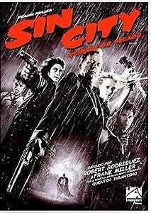 DVD Sin City: A Cidade do Pecado